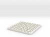 mini chess table 3d printed