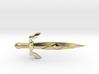 Gilded Sword 3d printed