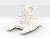 Gun Deck w periscope and tree no guns 3d printed