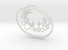 Swirl (32) 3d printed