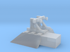 Terminus Buffer Stop(T-Gauge) 3d printed