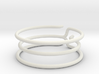 Prong Ring (repaired) 3d printed