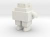 Robot 0051 Jaw Bot Turbine v1 3d printed