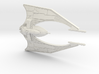 Miy'til Starfighter  3d printed