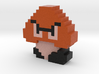 Mariorama Goomba 3d printed