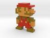 Mariorama Mario 3d printed