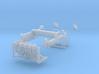 1:144 Sherman Crab Conversion Kit Rest 3d printed