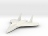 JA03 (ver2) Vought F7U-3 Cutlass (1/285) 3d printed