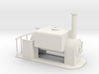 On16.5 square saddle tank loco  3d printed