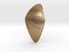 basic INITIAL pendant 3d printed
