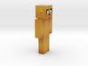 6cm | legitzme 3d printed