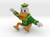 Oregon Duck Figurine or Ornament 3d printed