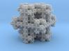 Koch Snowflake Sponge, 3cm 3d printed