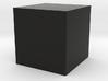 Cube TUbe 3d printed