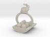 Easter Egg Basket 3d printed