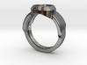Circle Ring 3d printed