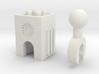 Sunlink - 3mm: Missile Pod 3d printed
