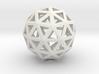 Artsy Sphere 3d printed