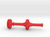 Geared Widget #3 of 5 3d printed