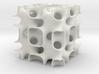 Schoen's IWP surface 3d printed
