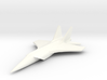 1/285 (6mm) Mig-31 Foxhound 3d printed