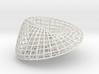 Moebius + Ellipse 18 | bracelet | L Size 3d printed