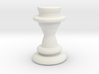Chess Piece - Queen 3d printed