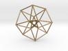 Sacred Geometry: Toroidal Hypercube 40mmx1mm 3d printed