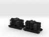 Drehgestellimitation Tatra-Tw Spur IIm/LGB 3d printed