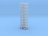 Kurzkupplung starr 4-fach Anschluß 1/220 3d printed
