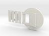 Fluebasev3-plusmp-nogreen (Standard mouth) 3d printed