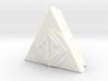 AI Icon smaller w/back 3d printed