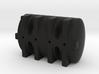 "1/64th ""S"" Scale 2635 Gal Elliptical Leg Tank 3d printed"