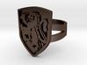 Gryffindor Ring Size 4 3d printed