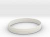 3.5in x .5in BladeBand Bracelet 3d printed