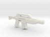 SSWA ACAR-M36 Rifle Curved Mag Variant 3d printed