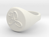 ring -- Wed, 01 Jan 2014 19:39:32 +0100 3d printed