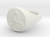 ring -- Wed, 01 Jan 2014 18:45:32 +0100 3d printed