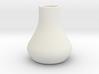 Mini vase 3d printed