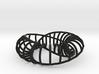 Moebius Arc | Napkin Ring 3d printed