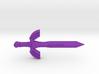 Seashell Sword 3d printed