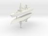 UK Type 45 1:3000 x2 3d printed