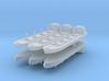 Generic Bulk Carrier 1:6000 x6 3d printed