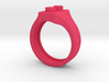 Brick Ring Simple 3d printed