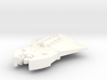 K'bauzan Warship 3d printed