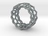 Honeycomb Ring US8 3d printed