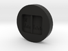 Aviation Button - Magnetic Compass 3d printed