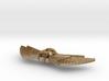 Winged Skull Pendant 6Cm 3d printed