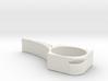 TopOpt DoorStop 2 3d printed