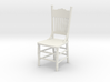 1:24 Kitchen Chair 3d printed